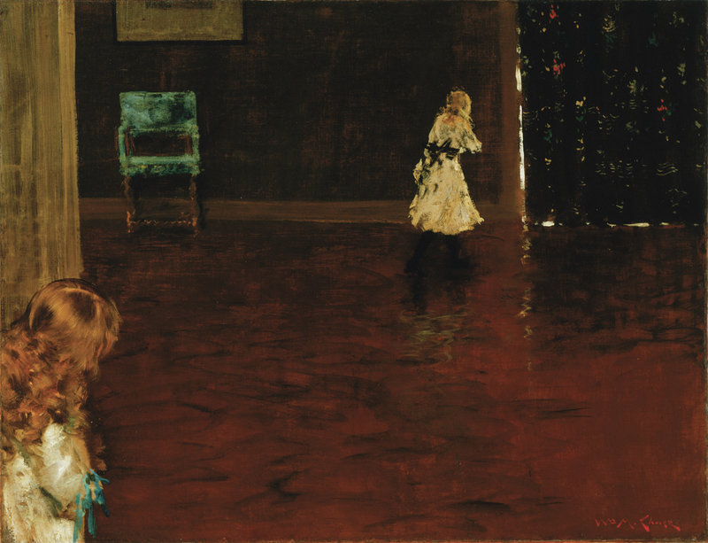 William Merritt Chase, The Man Who Taught America's Artistic Masters