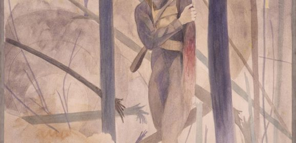 People are rediscovering a great American artist from World War I