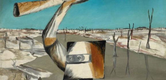Sidney Nolan centenary reveals hidden haul of paintings