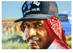 Artist Spent a Decade Painting Fifteen Portraits of Migrant Workers