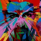 Damien Hirst painting of George Michael sells for more than €530,000