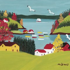The Unlikely Story Of Maud Lewis