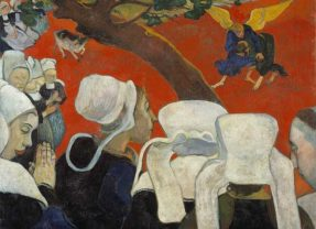 Paul Gauguin at Art Institute of Chicago