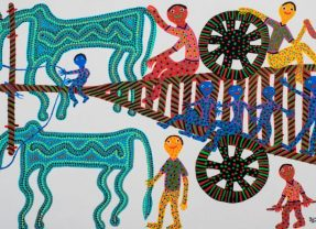 If the West can appreciate India's tribal art, why can't Indians?