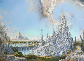 The Cosmic Landscapes of Matthew Lee