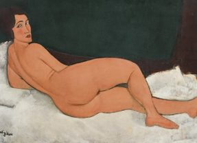 Nu couché by Amedeo Modigliani sold for $157m