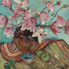 Previously unseen works by artist Irma Stern go to auction