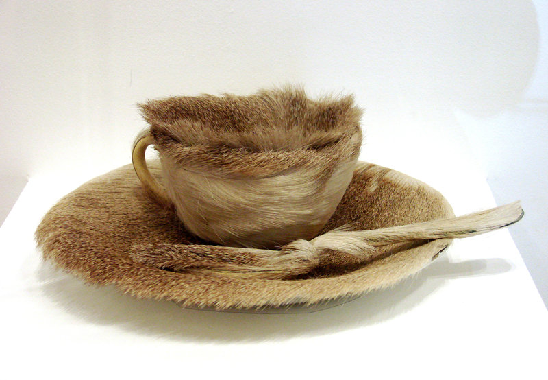'Luncheon In Fur': The Surrealist Teacup That Stirred The Art World