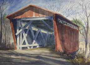 Joys and challenges of painting outdoors reflected in Plein Air exhibit