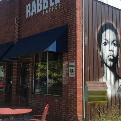 Coffee shop removes Muck Rock mural, citing artist's 'racially insensitive' past work